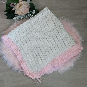 Hand made blanket for baby